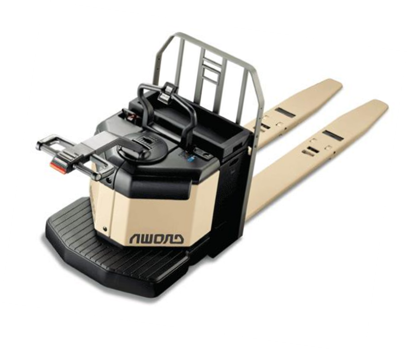Electric Pallet Truck CROWN Custom Equiment.png